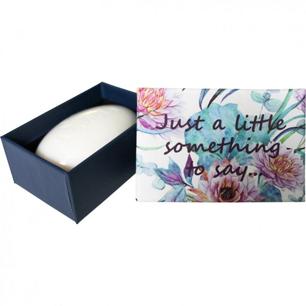 Gift of Soap - Just A Little Something To Say