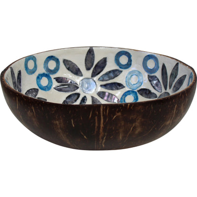 Coco Shell Daisy Bowl