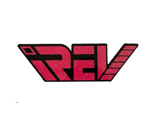 iRev All Season Sticker - PINK