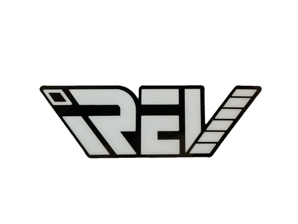 iRev All Season Sticker - Silver