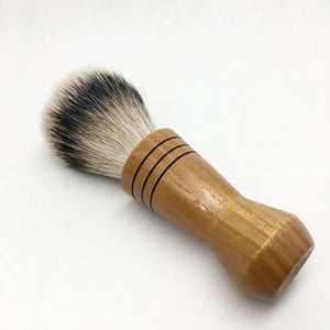 WS hourglass shaving brush