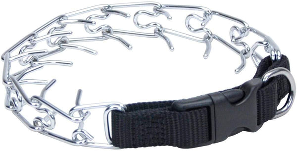 Titan Easy on Prong Training Collar 14 inch, Coastal Pet