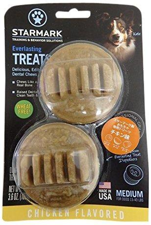 Starmark Everlasting Made In USA Treat Chicken Medium, StarMark
