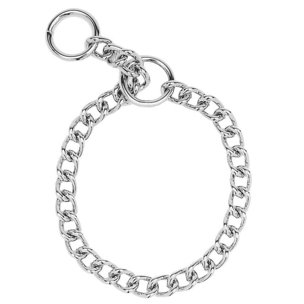 Coastal Herman Sprenger Chain Training Dog Collar 2.00mmX18in, Herm Sprenger