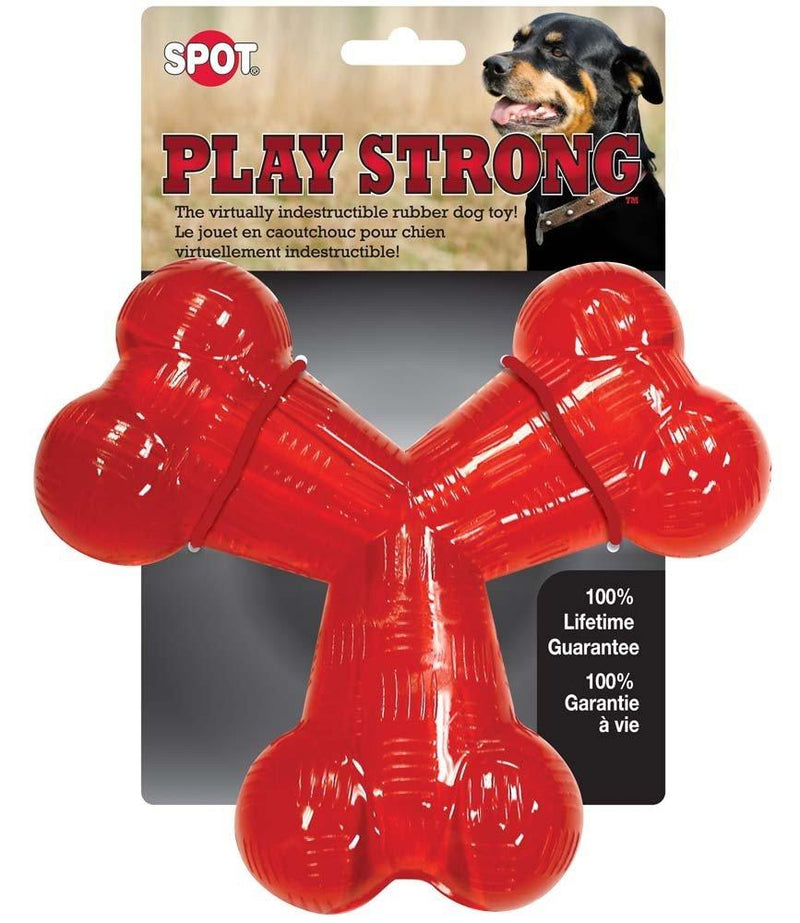 Ethical Products Play Strong Dog Toy Trident 6inch, Ethical Pet