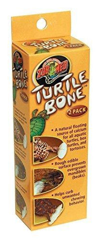 Zoo Med Turtle Bone 2 Pack, Zoo Med