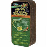 Zoo Med Eco Earth Compressed Coconut Fiber Substrate 1 Brick, Zoo Med