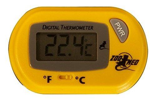 Zoo Med Digital Terrarium Thermometer, Zoo Med