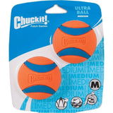 Chuckit! Ultra Ball Medium 2 Pack, Chuckit
