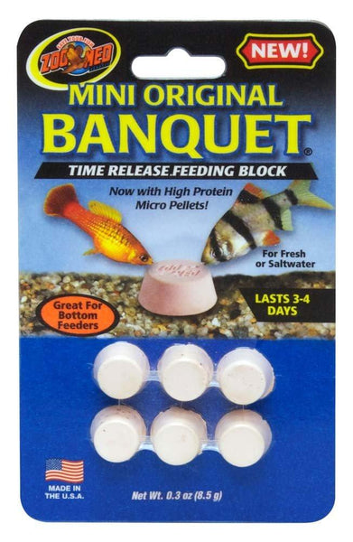 Zoo Med Original Banquet Block Mini, Zoo Med