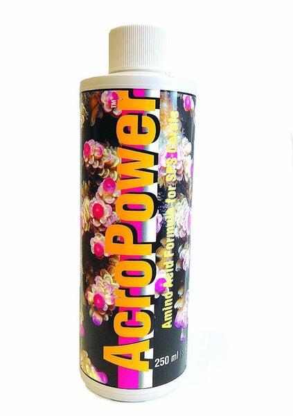 Two Little Fishies Acropower Amino Acids for SPS Corals 250ml ( 8oz), Two Little Fishies