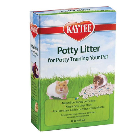 Kaytee Potty Litter 16oz Box, Kaytee