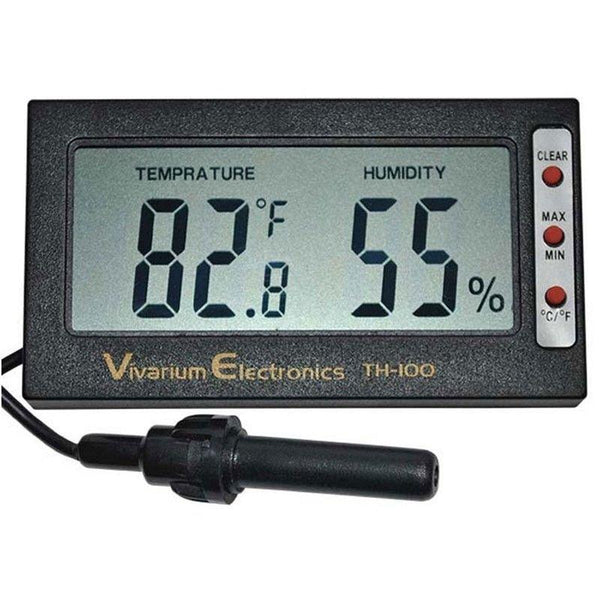 TH-100 Thermo/Hygrometer, Vivarium Electronics