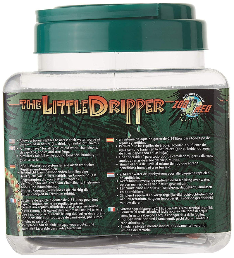 Zoo Med The Little Dripper Small 70oz, Zoo Med