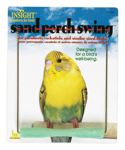 JW Pet Insight Sand Perch Swing Small, JW Pet