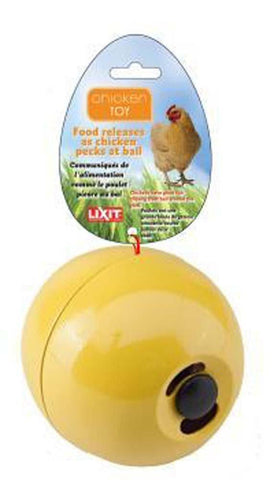 Lixit Chicken Toy One Size, Lixit
