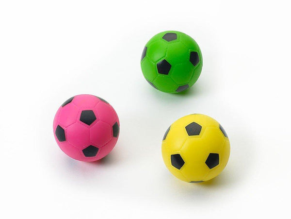 Ethical Soccer Ball Assorted 3in, Ethical Pet