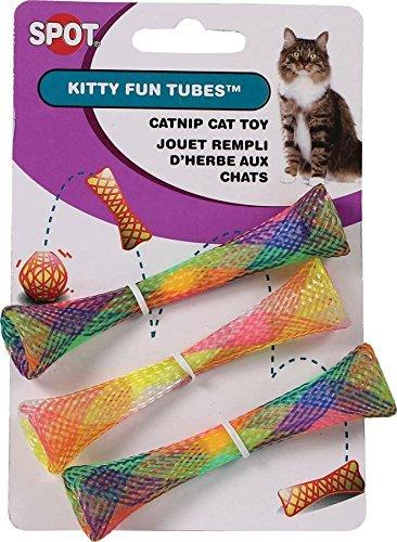 Spot Kitty Fun Tubes 3 Pack, Ethical Pet