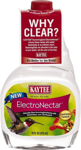 Kaytee Hummingbird Electro Nectar Ready to Use 16oz, Kaytee