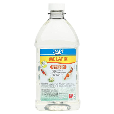 API PondCare Melafix 64oz bottle, API