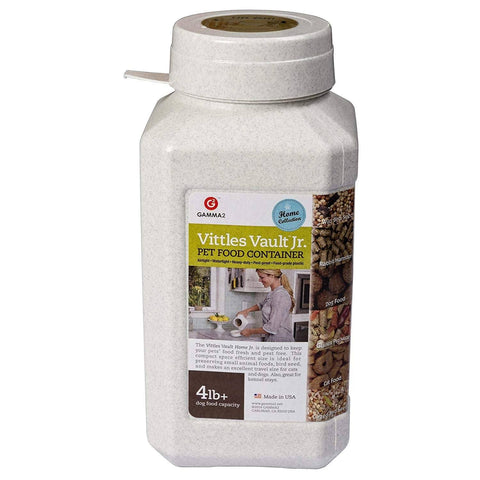 Gamma Vittles Vault Junior Compact Pet Food Container 4-6 lbs