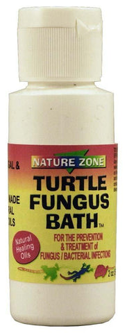 Nature Zone Turtle Fungus Bath 2oz, Nature Zone