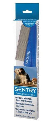 Sentry Flea Comb for Dog, Sentry