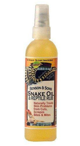 NatureZone Benson & Sons Snake Oil 8oz, Nature Zone