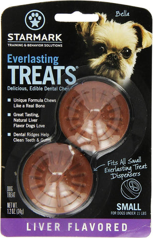 Starmark Everlasting Treat Liver Small, Starmark