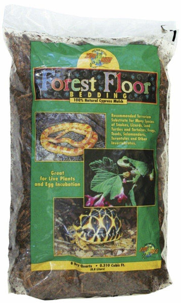 Zoo Med Forest Floor Bedding 8qt