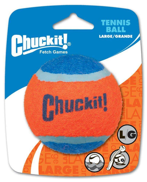 Chuckit! Tennis Ball Dog Toy Large