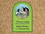 Volkman Seed Small Animal Rabbit Pellets 4lb