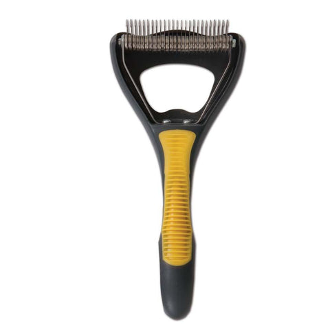 JW GripSoft Dog Deshedding Tool