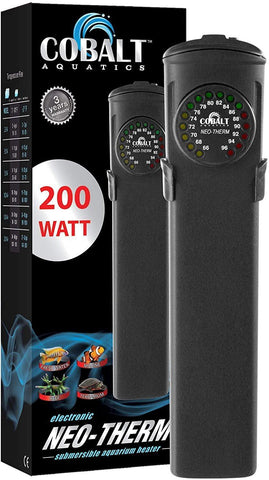 Cobalt Neo-Therm Plastic LED Heater 200watt - Kwik Retail