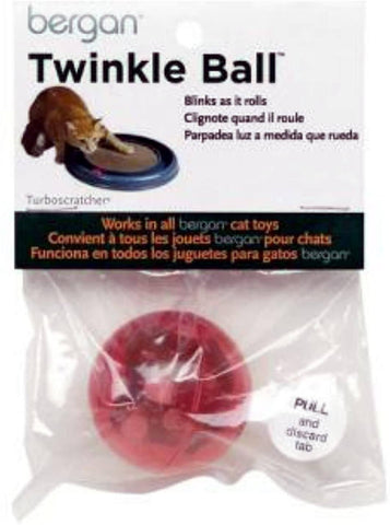 Bergan Twinkle Replacement Ball, Colors Vary, Bergan