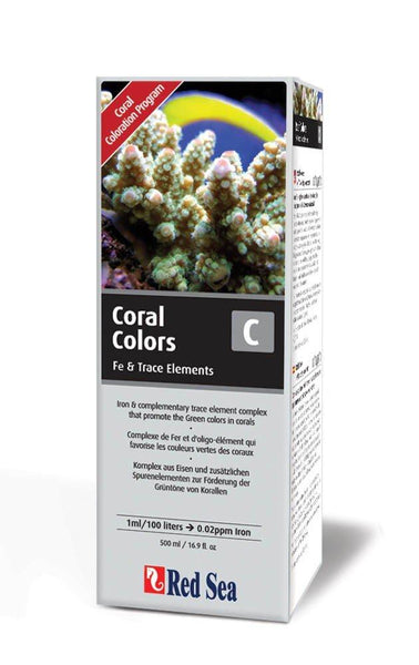 Red Sea RCP Reef Colors C Supplement