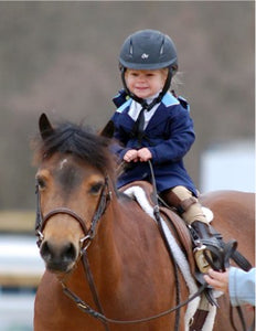 Sportsmanship and the Pony Ring: 10 ways to boost your child's self confidence by guest writer: Ella Doerr