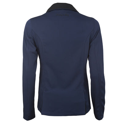 ShowTech Jacket- Navy with Black Collar