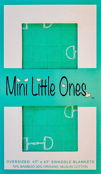 Mini Little Ones Swaddle Blanket Single