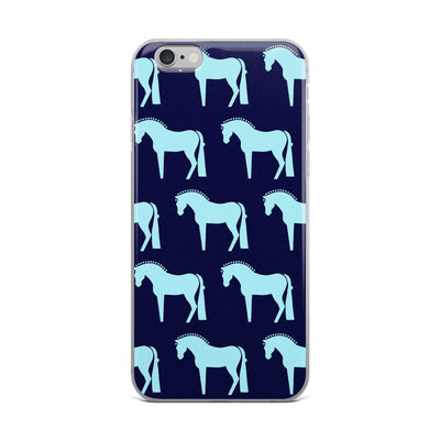 Model Horse iPhone Case