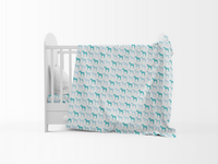 Mini Little Ones Baby / Toddler Crib Sheet