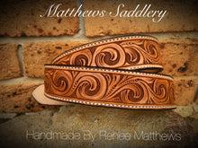 HAND CARVED BELT