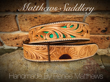 HAND CARVED FILIGREE BELT