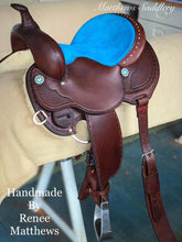 SHANNAN'S Barrel Racing Saddle