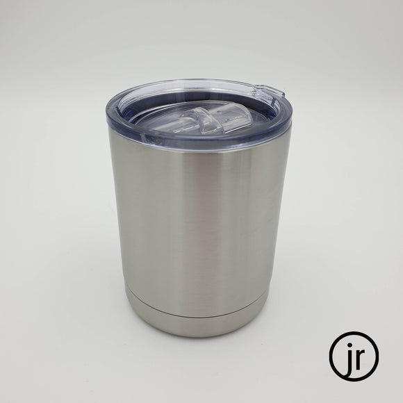 10oz / 290ml Lowball Tumbler - Slide Lid