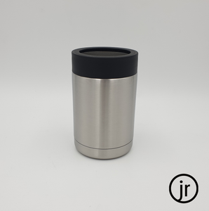 12oz / 360ml Can Cooler - With Rubber Ring
