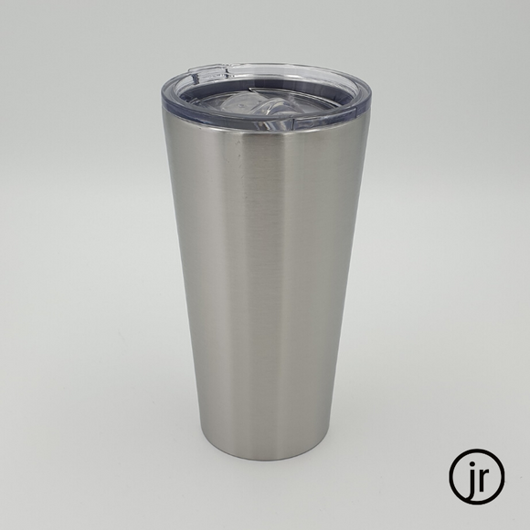 16oz / 480ml Straight Tumbler - Slide Lid