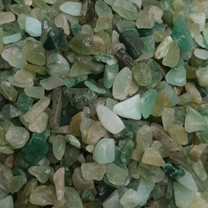 Green Aventurine Crystal Chips 250gm