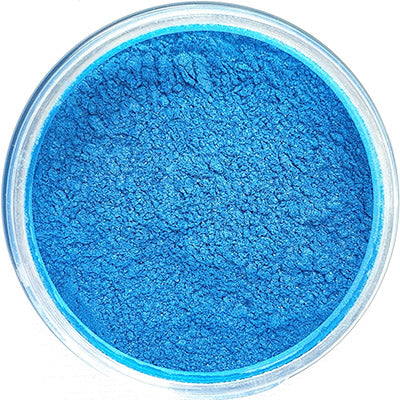 Tidal Blue - Luster Powder Pigment