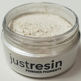 Pearl White - Luster Powder Pigment